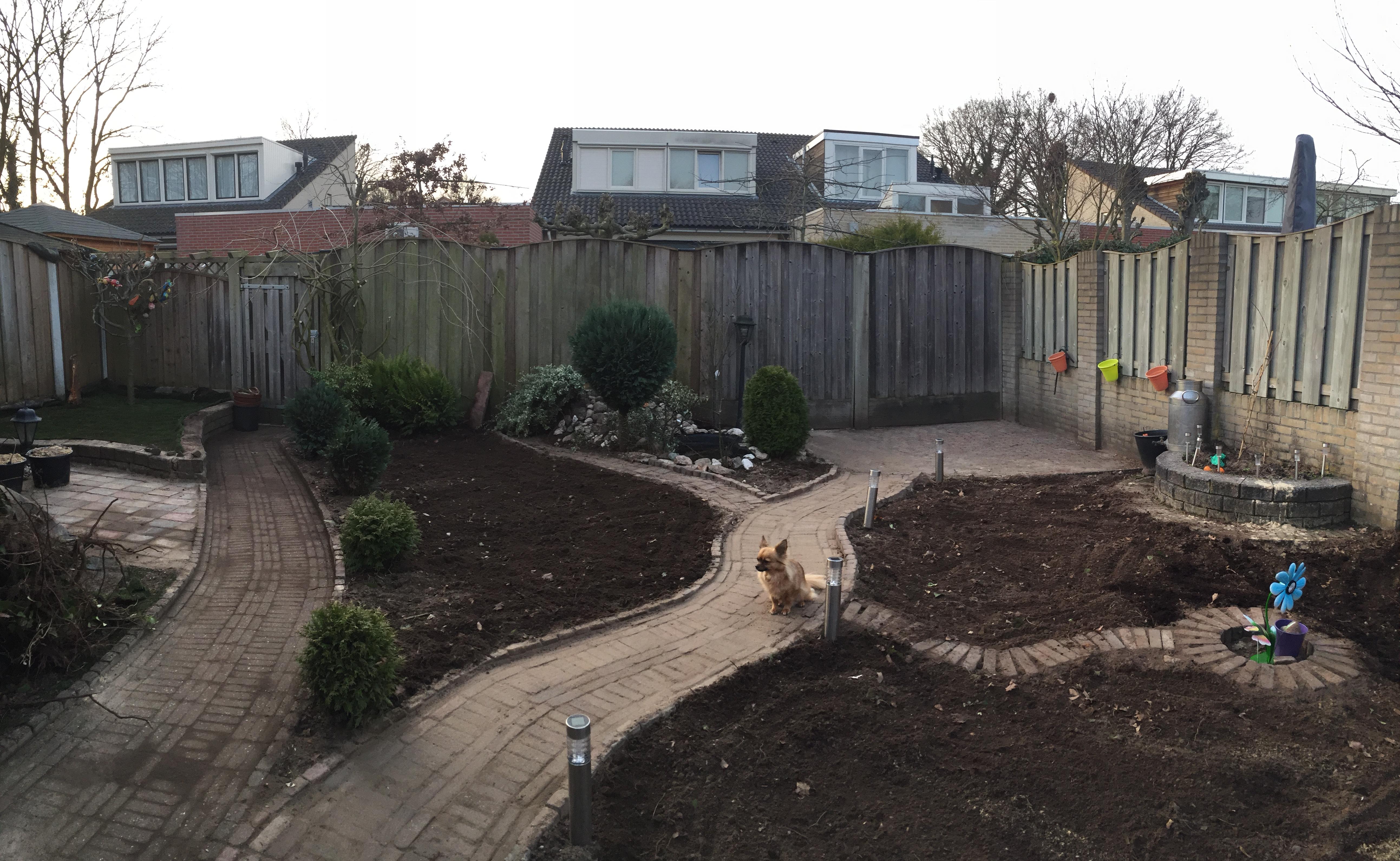 aanleg tuinen dordrecht